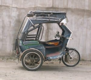 Nord Luzon Tricycle